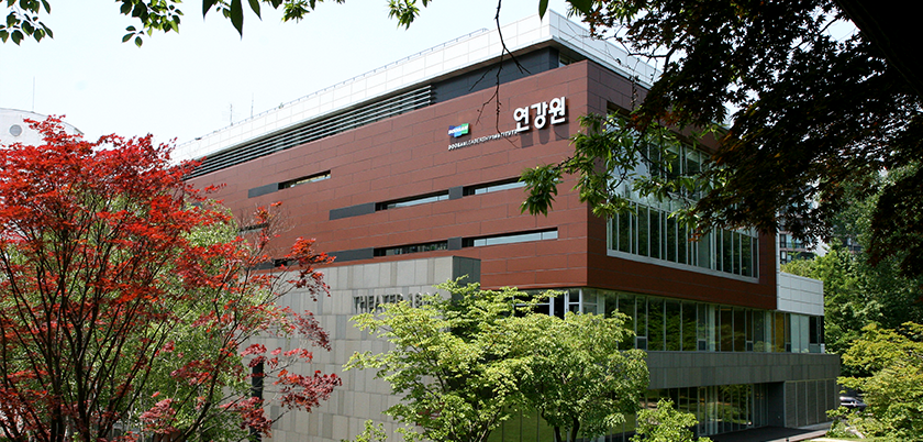 DBRI(Doosan Business Research Institute) Slide Image