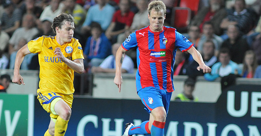 FC Viktoria Plzen in the final round of UEFA Champions League 10