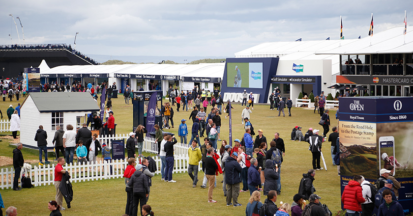The Open Championship, 2015